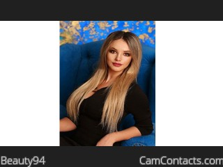 Webcam model Beauty94 from CamContacts