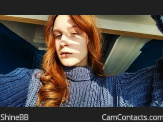 Webcam model ShineBB from CamContacts