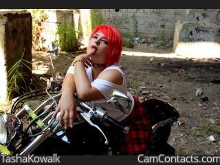 Webcam model TashaKowalk from CamContacts