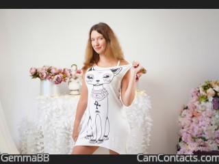 Webcam model GemmaBB from CamContacts