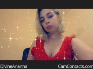 DivineArianna profile picture