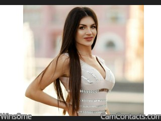 Webcam model Wins0me from CamContacts