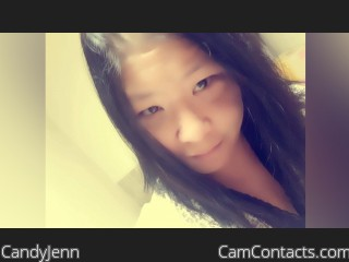 Webcam model CandyJenn from CamContacts
