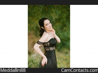 Webcam model Meddallin88 from CamContacts