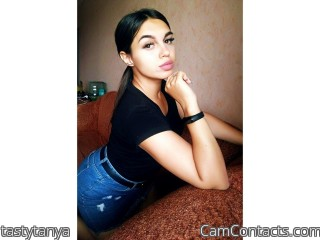 Webcam model tastytanya from CamContacts