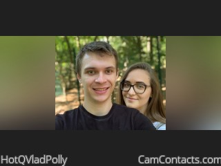 Webcam model HotQVladPolly from CamContacts