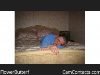 Webcam model FlowerButterf from CamContacts