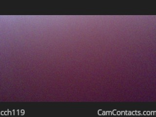 Webcam model cch119 from CamContacts