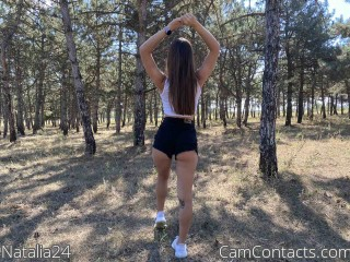 Webcam model Natalia24 from CamContacts