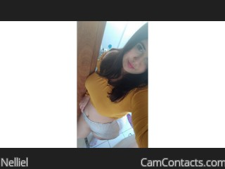 Webcam model Nelliel from CamContacts