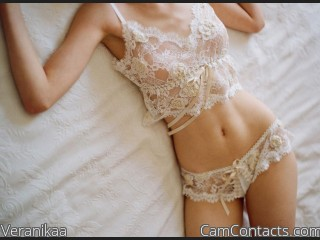 Webcam model Veranikaa from CamContacts
