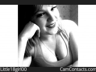 Webcam model Little18girl00 from CamContacts