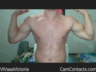 Webcam model ViVaaaVictoria from CamContacts