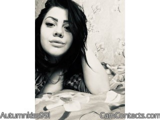 Webcam model Autumnkiss99l from CamContacts