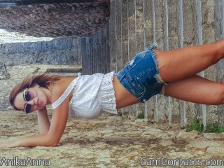 Webcam model AnikaAnna from CamContacts