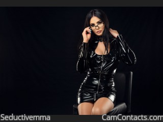 Webcam model Seductivemma from CamContacts