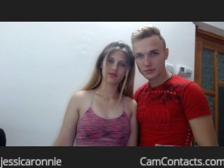 Webcam model jessicaronnie from CamContacts