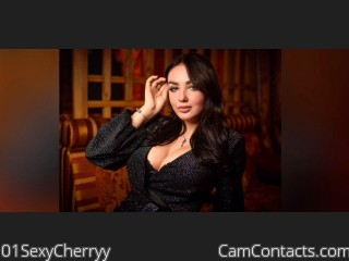 Webcam model 01SexyCherryy from CamContacts