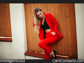 Webcam model IntelligentSoul from CamContacts