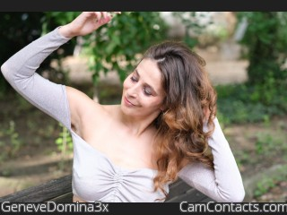 Webcam model GeneveDomina3x from CamContacts