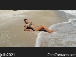 Webcam model Julia2021 profile picture