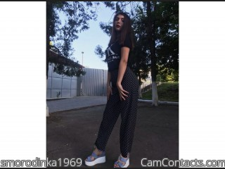 Webcam model smorodinka1969 from CamContacts