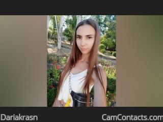 Webcam model Dariakrasn from CamContacts