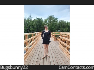 Webcam model Bugsbunny22 from CamContacts