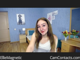 Webcam model EllieMagnetic from CamContacts