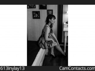 Webcam model 613inylay13 from CamContacts