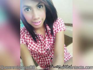 Queenmistress08's profile