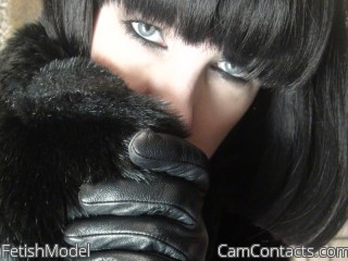Webcam model FetishModel from CamContacts