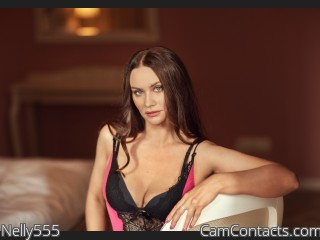 Webcam model Nelly555 from CamContacts