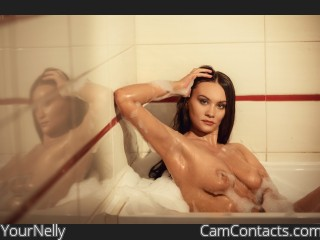 Webcam model YourNelly from CamContacts