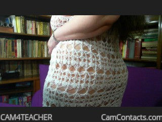 Webcam model CAM4TEACHER from CamContacts