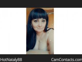 Webcam model HotNataly88 from CamContacts