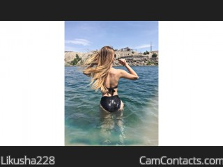 Webcam model Likusha228 from CamContacts