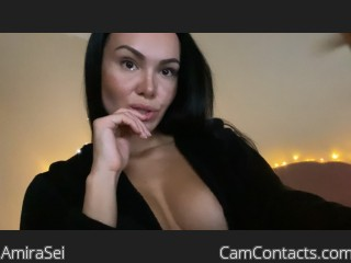Webcam model AmiraSei from CamContacts