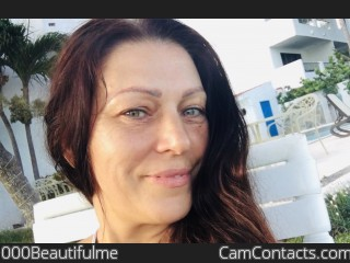 Webcam model 000Beautifulme from CamContacts