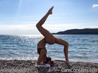 Webcam model AnnaCandy07 from CamContacts