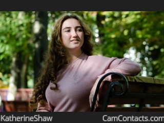 Webcam model KatherineShaw from CamContacts