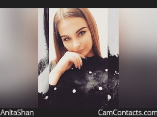 Webcam model AnitaShan from CamContacts