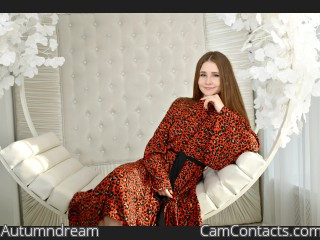 Webcam model Autumndream from CamContacts