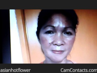 Webcam model asianhotflower from CamContacts
