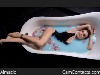 Webcam model Almazic from CamContacts