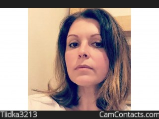 Webcam model Tiidka3213 from CamContacts