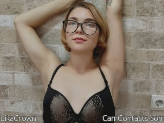 Webcam model LikaCrown from CamContacts