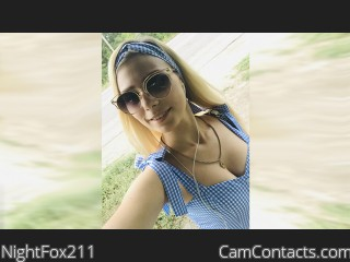 Webcam model NightFox211 from CamContacts