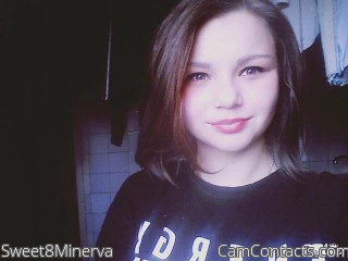 Webcam model Sweet8Minerva from CamContacts