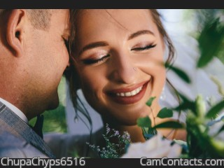 Webcam model ChupaChyps6516 from CamContacts